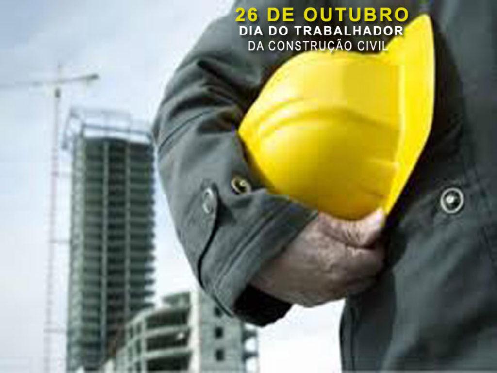 dia do trabalhador da construcao civil